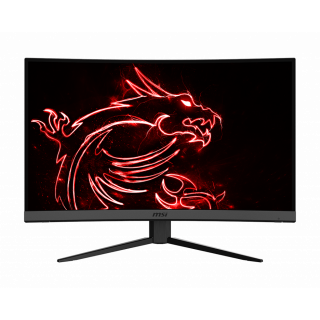 "27"" MSI CURVED PANEL, FRAMELESS, 165Hz, 1ms, VA,  1920*1080, 2*HDMI, DP, - OPTIX MAG272C"