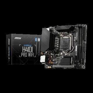 H410I PRO WIFI  mini ITX MOTHERBOARD.