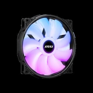 MSI MAX F20A-1 ARGB PWM CASE FAN - OE3-7G12001-809