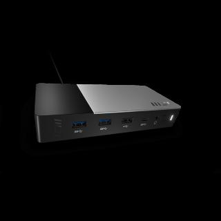 MSI USB-C DOCKING STATION GEN 2 - DP1.4,HDMI,Type-C,RJ45,USB3.2 Gen2.  957-1P151E-008