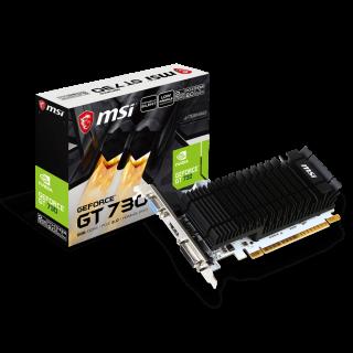 MSI N730K-2GD3H/LP DDR3- Low Profile. VGA/DVI/HDMI