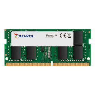ADATA 8GB DDR4-2666 SODIMM MEMORY AD4S26668G19-RGN