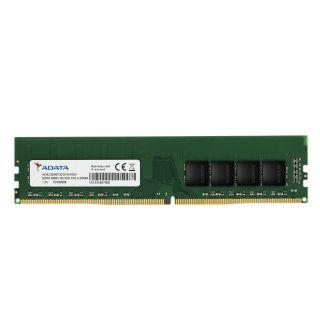 8GB ADATA  PREMIER MEMORY DDR4 2666 DIMM - AD4U26668G19-RGN