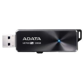ADATA 128GB UE700 PRO BLACK FLASH DRIVE USB3.1 - AUE700PRO-128G-CBK