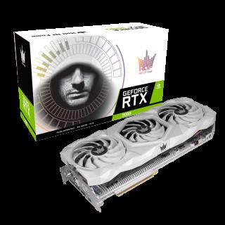 GALAX GeForce RTX™ 3090 HOF 24GB GDDR6X 384-bit DP*3/HDMI/ - 39NXM5MD3BNO