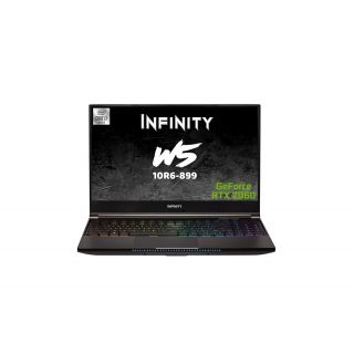 """INFINITY W5-10R6-899  - i7-10875H/16G/ 1TB SSD/RTX2060 /15.6"""" FHD IPS /240Hz/Mech KB/W10H"""